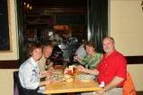 At the 12 Apostles Restaurant in Berlin, Germany - 2010