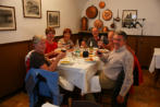 Lunch in Asti, Piedmont, Italy - 2008